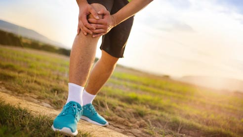 Massage herstelt de spier van binnenuit