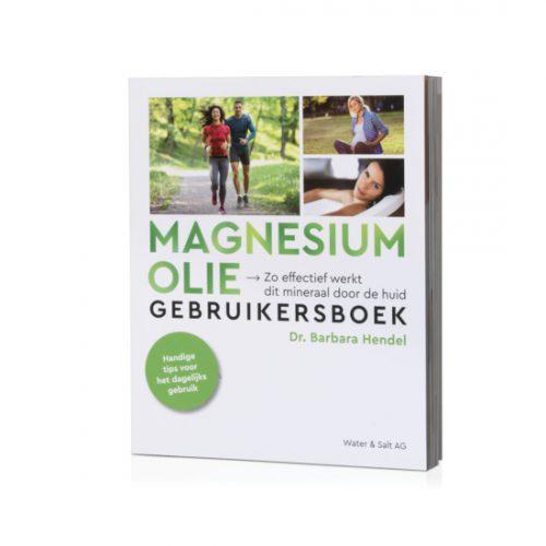Magnesium Olie gebruikersboek Barbera Hendel
