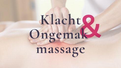 Afbeelding 492 Klacht en Ongemak massage bij MyoMind Massage