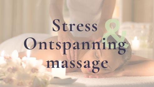Afbeelding 492 Stress en Ontspanning massage bij MyoMind Massage