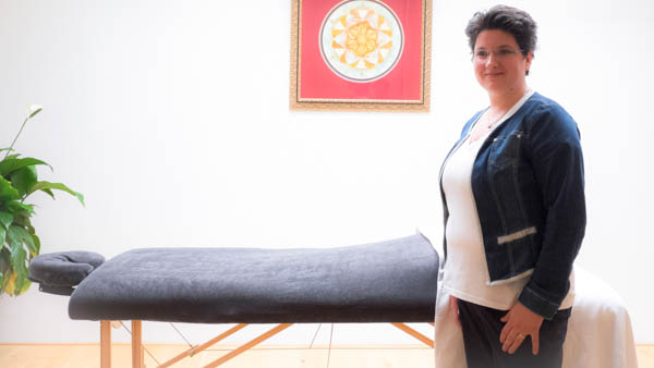 Massagepraktijk Ontspanning - Nicolien Ietswaard - massage collage - voor mobiele massagetafel
