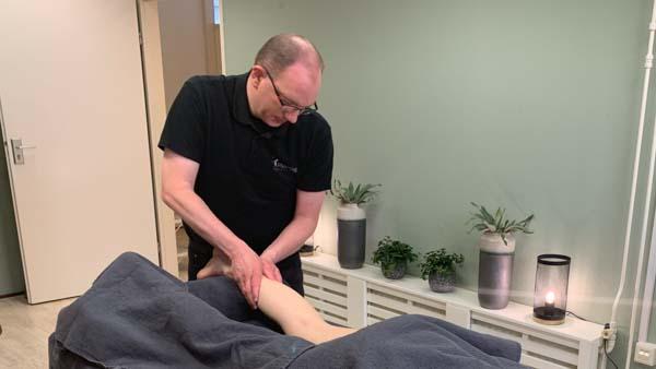 MyoMind Massage - Massagepraktijk collage - Edwin Ietswaard - Kuitmassage