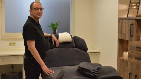 MyoMind Massage - Massagepraktijk collage - Edwin Ietswaard