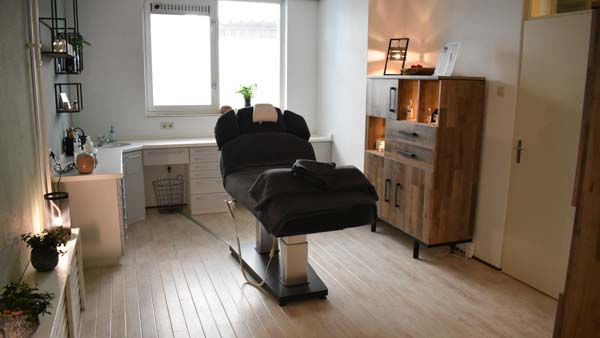 MyoMind Massage - Massagepraktijk collage - Overzicht massageruimte