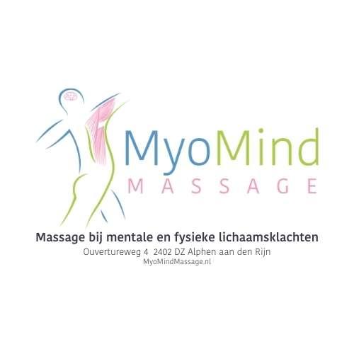 Logo MyoMind Massage onderschrift 500x500