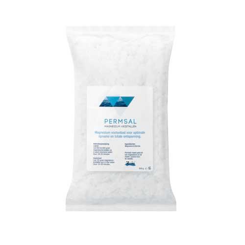 MK500 - Permsal Magnesium Kristallen 500gram