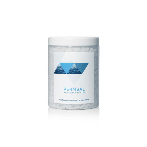 MK750 - Permsal Magnesium Kristallen 750gram