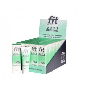 FIT Sportbalsem 12x100ml Displayset