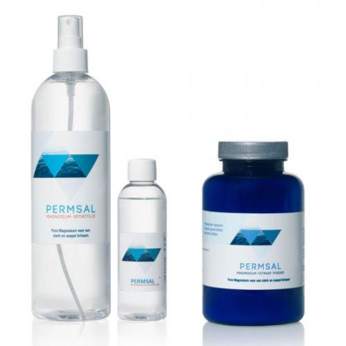 Permsal Magnesium Sportpakket XL