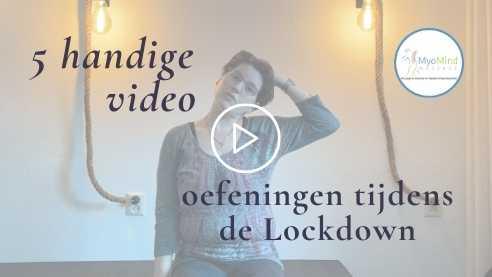 5 handige video rekoefeningen voor zelfmassage tijdens de lockdown