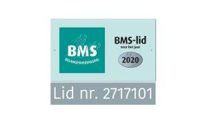 BMS Nicolien - lid nr 2717101